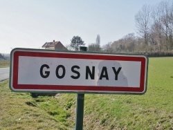 Photo paysage et monuments, Gosnay - gosnay (62199)