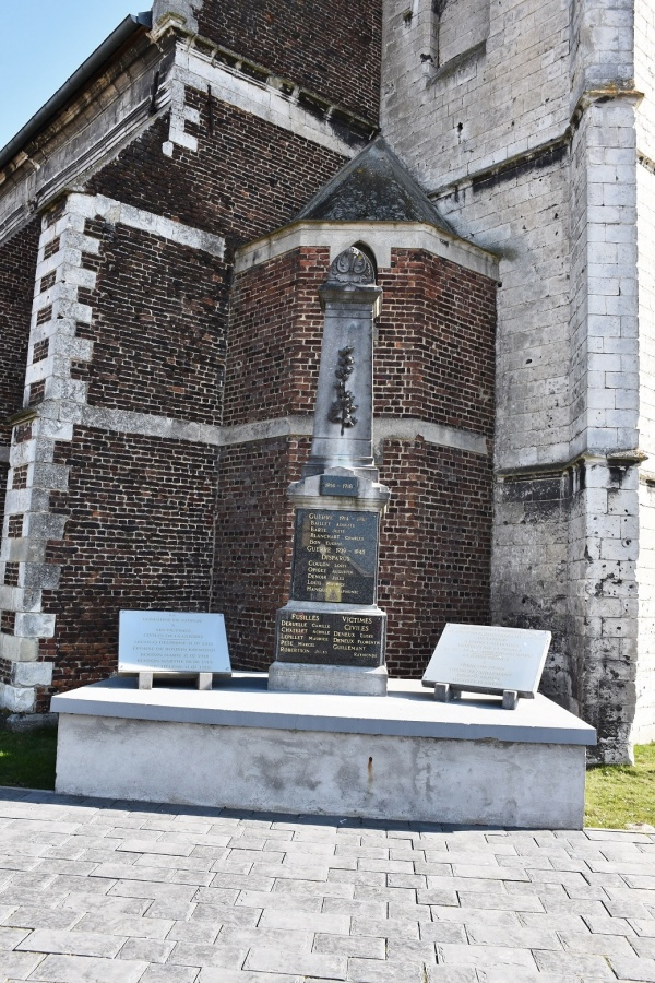 Photo Gosnay - le Monument Aux Morts