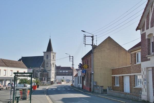 Photo Gosnay - le Village