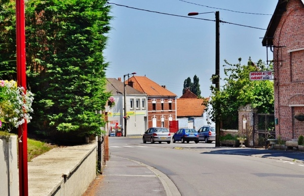 Photo Gouy-sous-Bellonne - La Commune
