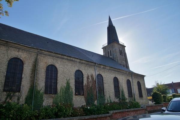 Photo Guînes - église Sainte Jeanne d'Arc