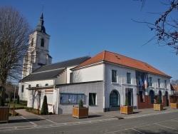 Photo paysage et monuments, Haillicourt - La Mairie