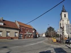 Photo paysage et monuments, Haillicourt - le Village