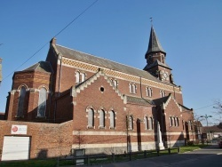 Photo paysage et monuments, Haisnes - église Saint Nicaise
