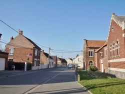 Photo paysage et monuments, Haisnes - le Village