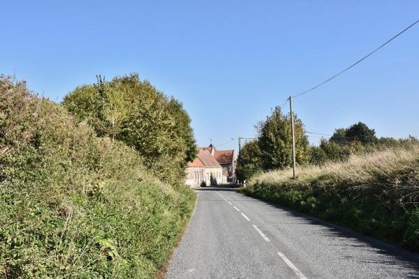 Photo Hames-Boucres - le Village