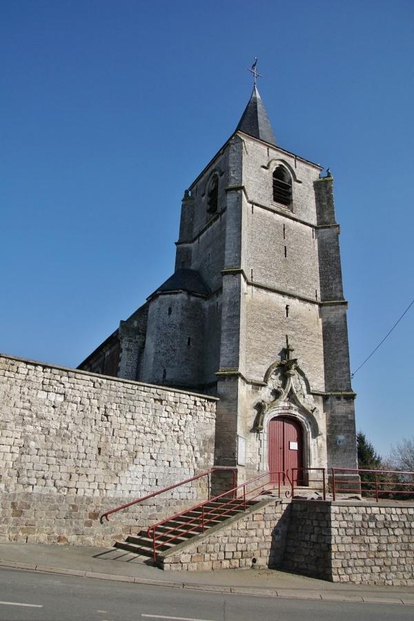 Photo Hesdigneul-lès-Béthune - église Saint Denis