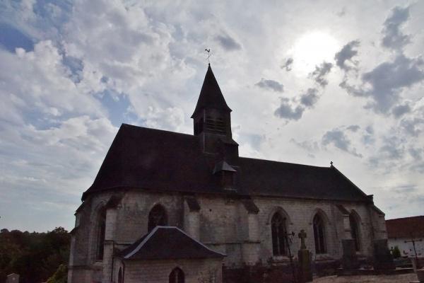 Photo Hesmond - église Saint Germain