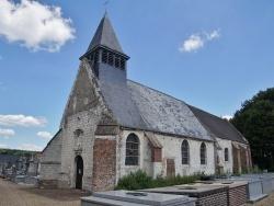Photo paysage et monuments, Heuringhem - église Saint Riquier