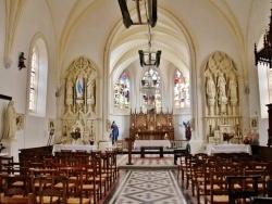 Photo paysage et monuments, Hubersent - L'église
