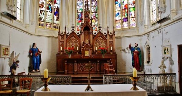 Photo Hubersent - L'église
