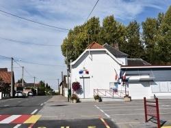 Photo paysage et monuments, Lespinoy - La Mairie