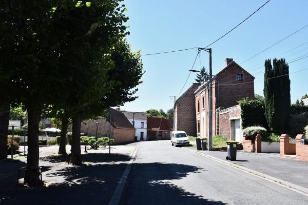 Photo Marles-les-Mines - le Village