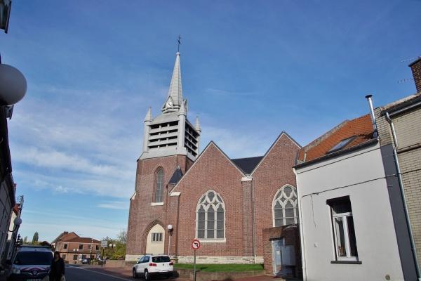 Photo Montigny-en-Gohelle - église Sainte Marie Maldeline