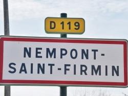 Photo paysage et monuments, Nempont-Saint-Firmin - nempont saint firmin (62180)