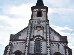 Photo paysage et monuments, Nempont-Saint-Firmin - église Saint Firmin