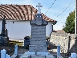 Photo paysage et monuments, Nempont-Saint-Firmin - le Monument Aux Morts