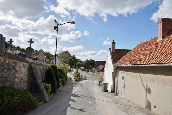 Photo Nesles - le Village