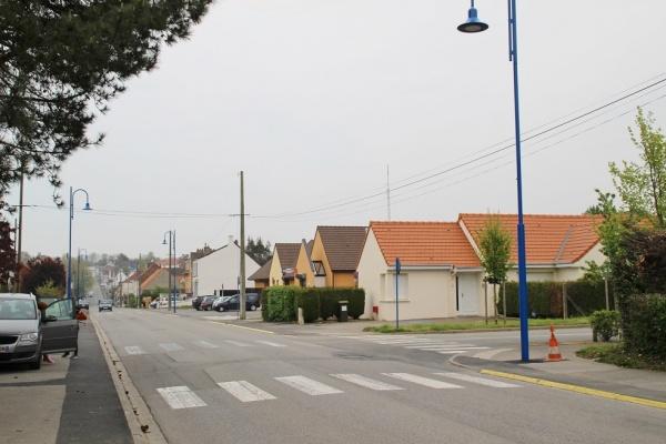 Photo Neufchâtel-Hardelot - le village