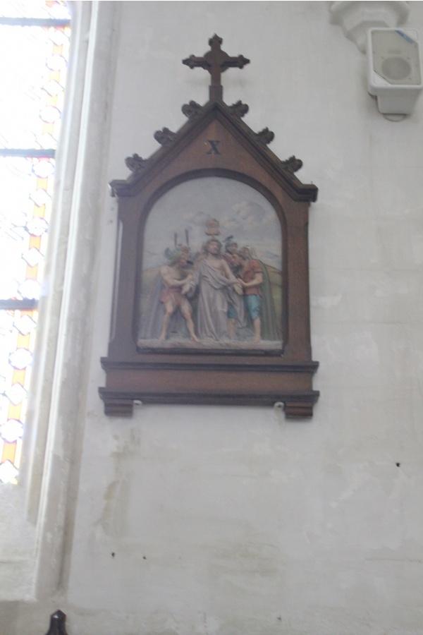 Photo Nielles-lès-Bléquin - église saint Martin