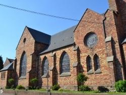 Photo paysage et monuments, Noyelles-Godault - /église St Martin