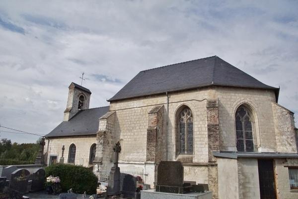 Photo Offin - église Saint Sylvain
