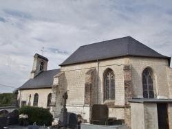Photo paysage et monuments, Offin - église Saint Sylvain