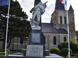 Photo paysage et monuments, Oye-Plage - le monument aux morts