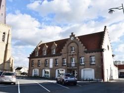 Photo paysage et monuments, Oye-Plage - la Mairie