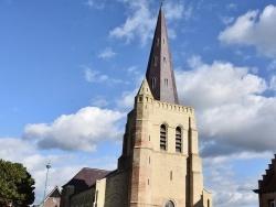 Photo paysage et monuments, Oye-Plage - église Saint Médard