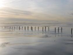 Photo paysage et monuments, Oye-Plage - la plage