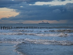 Photo paysage et monuments, Oye-Plage - ferry