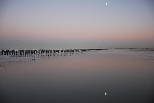 Photo Oye-Plage - la lune