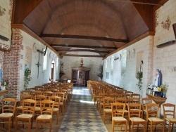 Photo paysage et monuments, Rebergues - église Saint Folquin