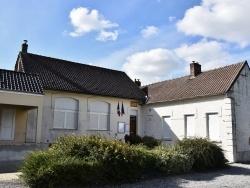 Photo paysage et monuments, Rebergues - La Mairie