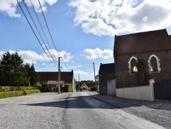 Photo paysage et monuments, Rebergues - le Village