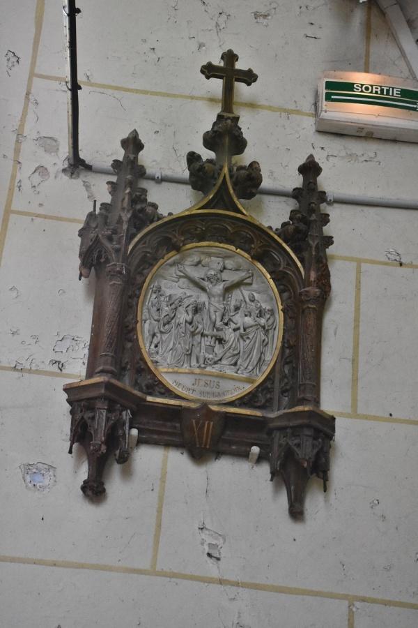 Photo Recques-sur-Course - église Notre Dame