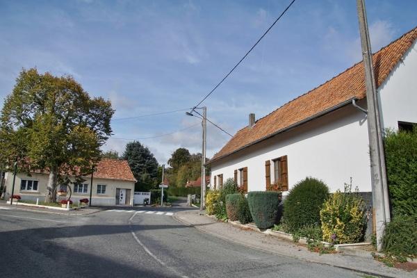 Photo Recques-sur-Course - le Village