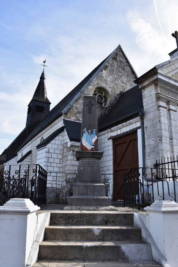 Photo Recques-sur-Course - le Monument Aux Morts