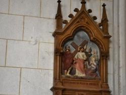 Photo paysage et monuments, Rimboval - église Saint Omer