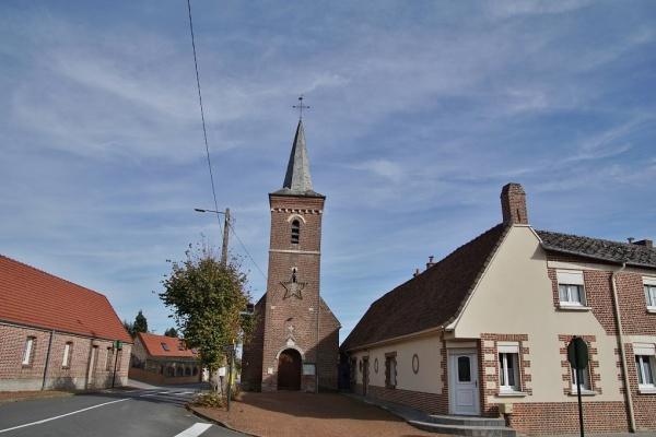 Photo Ruisseauville - église Saint Nicaise
