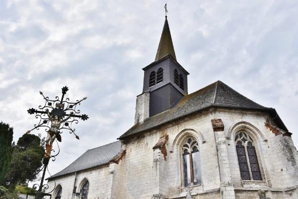 Photo Saint-Denoeux - église Sainte Austreberthe