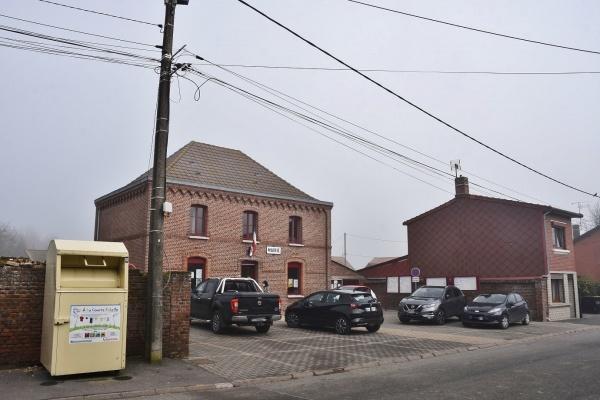 Photo Saint-Hilaire-Cottes - la Mairie
