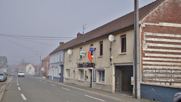 Photo Saint-Hilaire-Cottes - le village