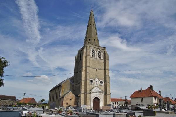 Photo Sainte-Marie-Kerque - église Notre Dame