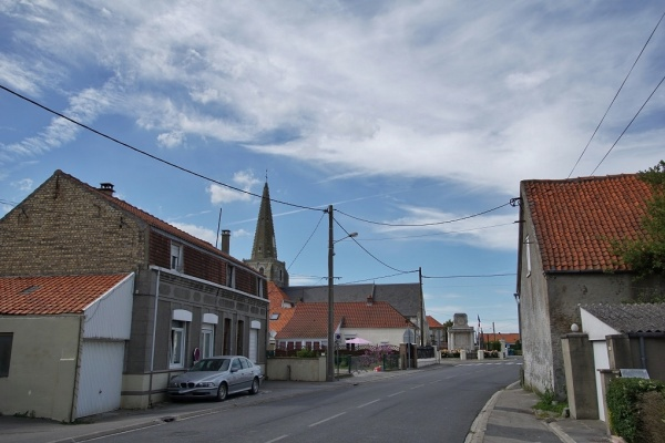 Photo Sainte-Marie-Kerque - le Village