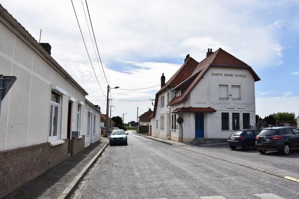 Photo Sainte-Marie-Kerque - le Village