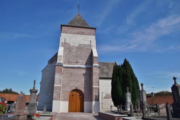 Photo Saint-Martin-d'Hardinghem - église Saint Martin