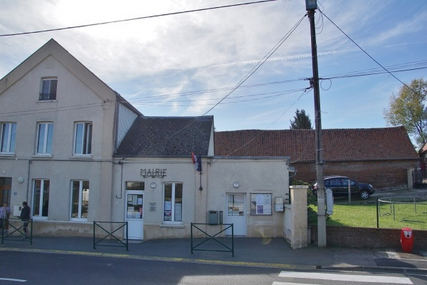 Photo Saint-Martin-d'Hardinghem - La Mairie