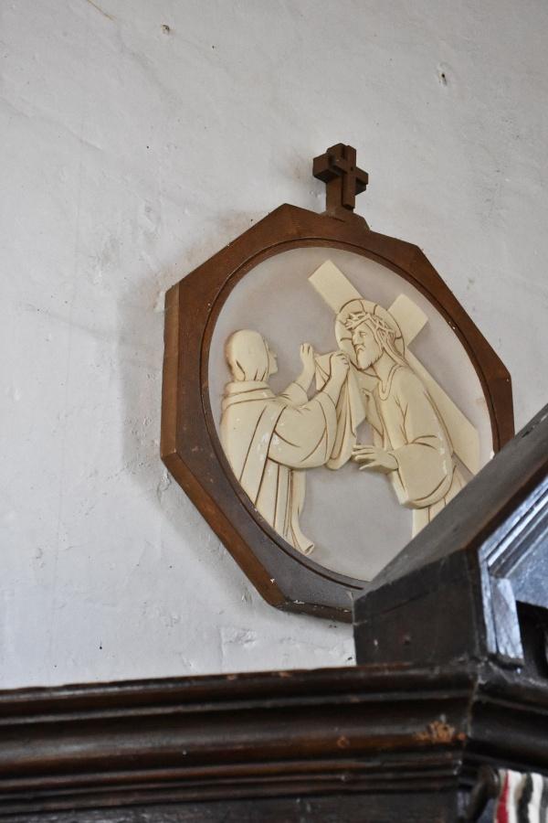 Photo Sanghen - église Saint Martin